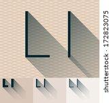 vector illustration of flat...