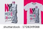 graphic t shirt design ...   Shutterstock .eps vector #1728249088