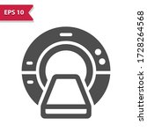 mri machine icon. professional  ...   Shutterstock .eps vector #1728264568