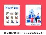 vector banner illustration of...   Shutterstock .eps vector #1728331105
