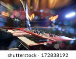 dynamic synthesizer. | Shutterstock . vector #172838192