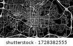urban vector city map of...   Shutterstock .eps vector #1728382555