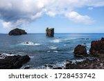 Coastal View  Rock Formations...