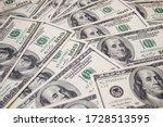 Dollars Banknotes Background....