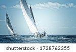 Sailing Yachts Regatta....