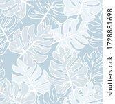 scandinavian seamless pattern... | Shutterstock .eps vector #1728881698