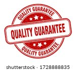 quality guarantee stamp.... | Shutterstock .eps vector #1728888835