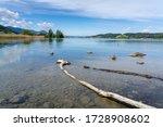 Gorgeous Lake Shore Landscapes...