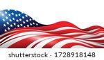 vector ilustration of american  ... | Shutterstock .eps vector #1728918148