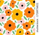 it feels like summer  beautiful ... | Shutterstock .eps vector #1728976822