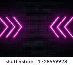 futuristic sci fi modern neon...   Shutterstock .eps vector #1728999928