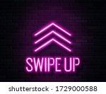 futuristic sci fi modern neon...   Shutterstock .eps vector #1729000588
