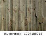 Old  Vintage Wood Plank Fence ...