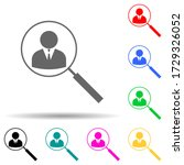 employee search multi color...