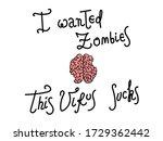 """coronavirus covid 19 lettering """"...   Shutterstock .eps vector #1729362442"""