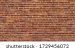 Red Brick Wall Seamless...