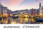 Cityscape Image Of Venice  In...