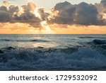 The Sun Breaks The Horizon Lin...