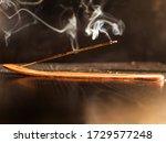 Stick Holder And Incense Stick...