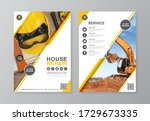 construction tools cover  back... | Shutterstock .eps vector #1729673335