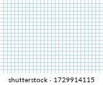 Grid Paper Texture Vector. Blue ...