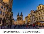 Prague  Czech Republic  May 13...