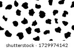 Dalmatian Mud Texture Vector...