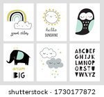 Cute Nursery Posters For Baby...