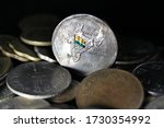 Two Rupee Coin Of India...