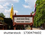 Kanchanaburi  Thailand   May 6  ...