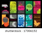 to see more business cards ... | Shutterstock .eps vector #17306152