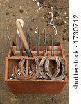 Farriers Tools Old And New...