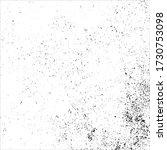 vector grunge black and white... | Shutterstock .eps vector #1730753098