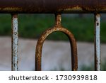 Rust On Metal. Fragment Of A...