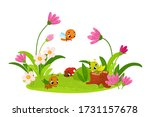 Vector Illustration With...
