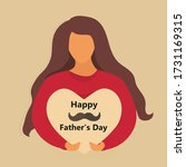 Happy Father\'s Day Heart...