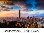 taipei  taiwan   october 26 ... | Shutterstock . vector #173119622