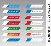 banner social media flat design   Shutterstock .eps vector #1731442105