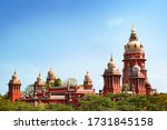 Small photo of Chennai High Court The ancient High Courts of India Madras High Court, Chennai