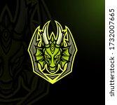 Dragon Design For Logo Mascot...