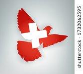 State Flag Of Switzerland ...