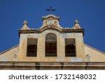 Church of Santa Maria di Gesu al Capo (or church of Santa Maruzza ri Canceddi, 1482) is a cult building located in the historic center of Palermo. Piazza Beati Paoli, Palermo, Sicily, Italy.