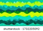 wavy stripes seamless pattern... | Shutterstock .eps vector #1732205092