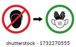 vector stock icon that... | Shutterstock .eps vector #1732270555