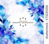 wedding invitation   Shutterstock .eps vector #173235206