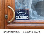 Sorry  We Are Closed   Board On ...