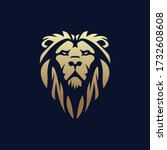 Vector Illustration Of A Lion's ...