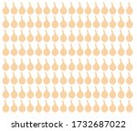vector silhouette pattern of...