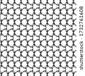 vector cloth pattern design eps ... | Shutterstock .eps vector #1732761608