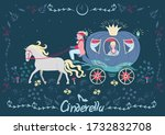 Cinderella In The Carriage....